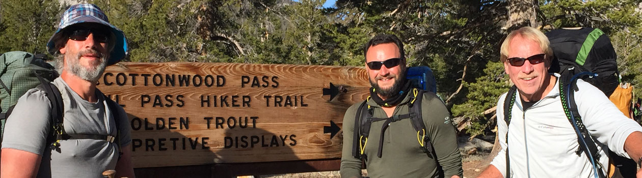 Dean's Pacific Crest Trail Hike