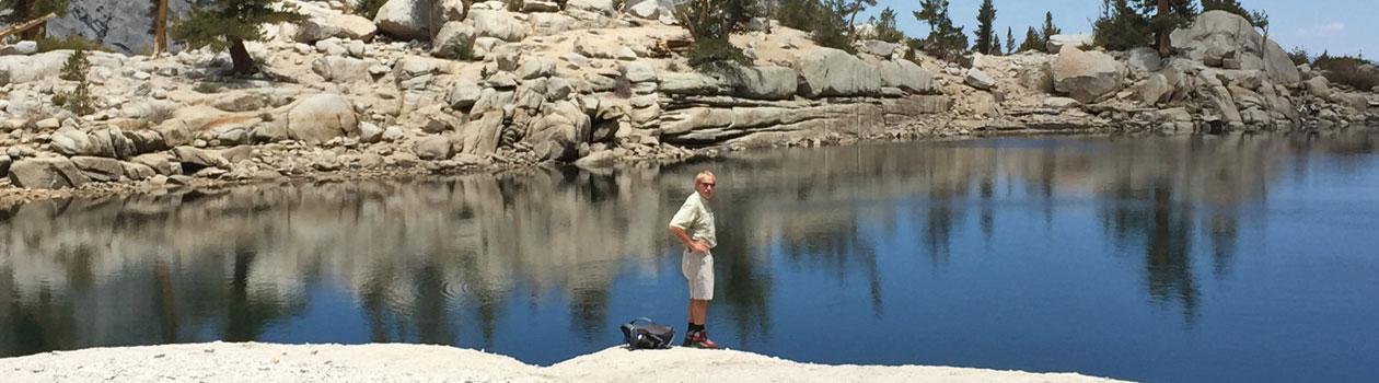 Dean's Pacific Crest Trail Hike
